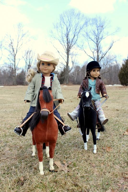 Girls on Horses2