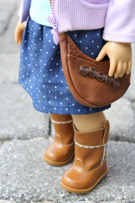 Purse and Boots