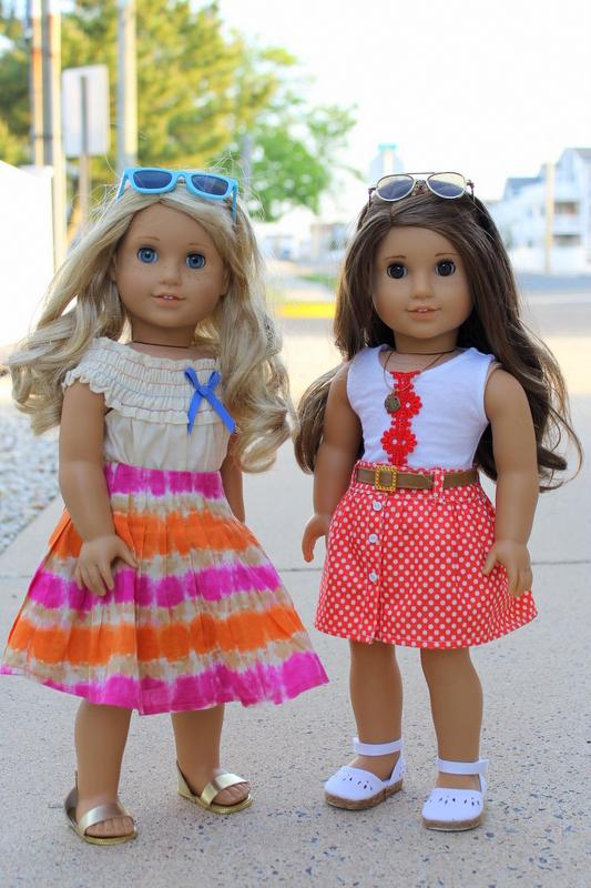 Camille and Clarisse