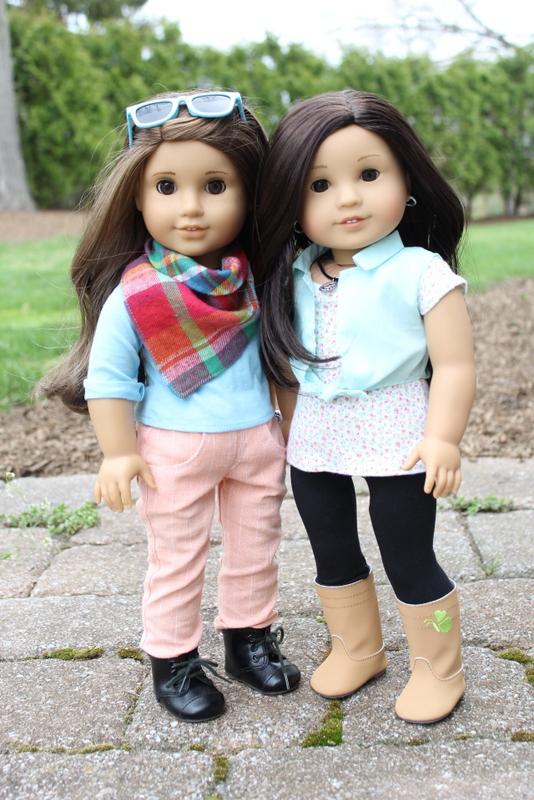 Clarisse and Meryl