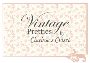 Vintage Pretties Logo