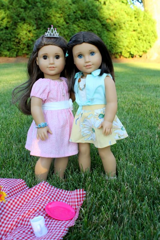 Clarisse and Sophia