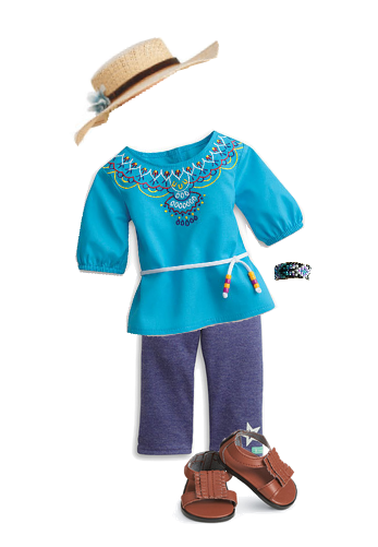 Saige Tunic Outfit 1