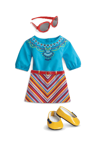Saige Tunic Outfit 2