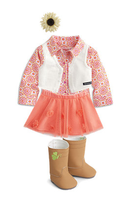 Saige's Parade Outfit 1