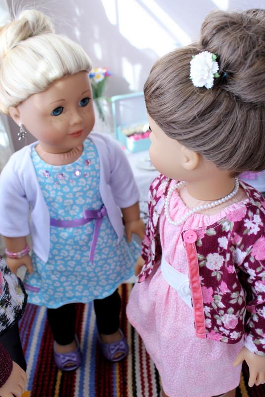 Clarisse and Elle