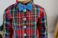 Blue Bow-Tie- $9